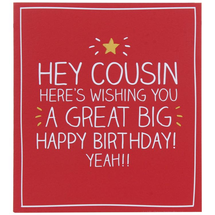 Cousin happy birthday pictures