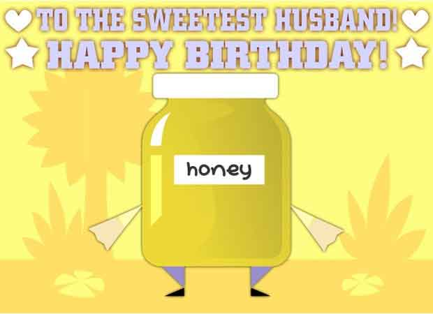 happy birthday to my husband with images