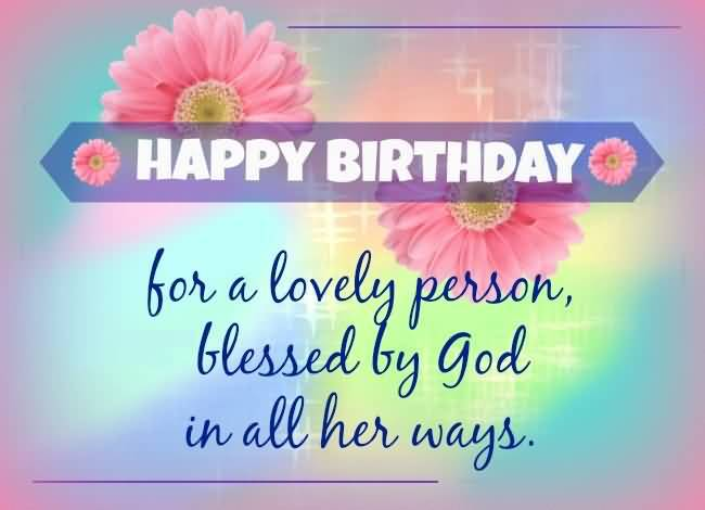Christian Birthday Wishes, messages, images