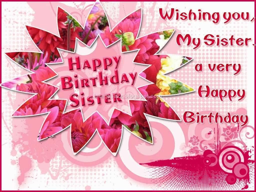 Поздравление на английском с днем рождения сестре 36