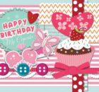 Happy birthday girl cards