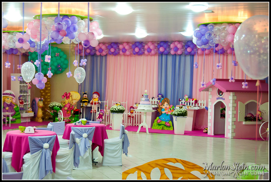 Decoration ideas first birthday party