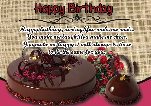 Free Birthday Greeting