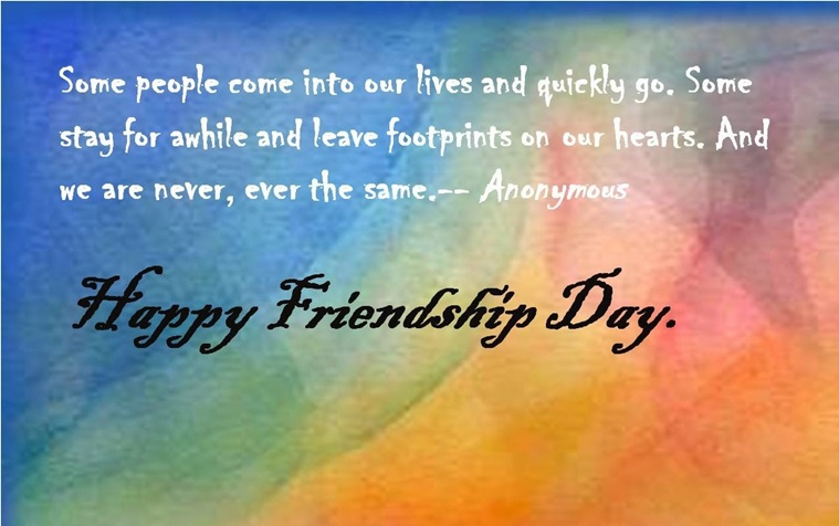 Best messages for friendship day
