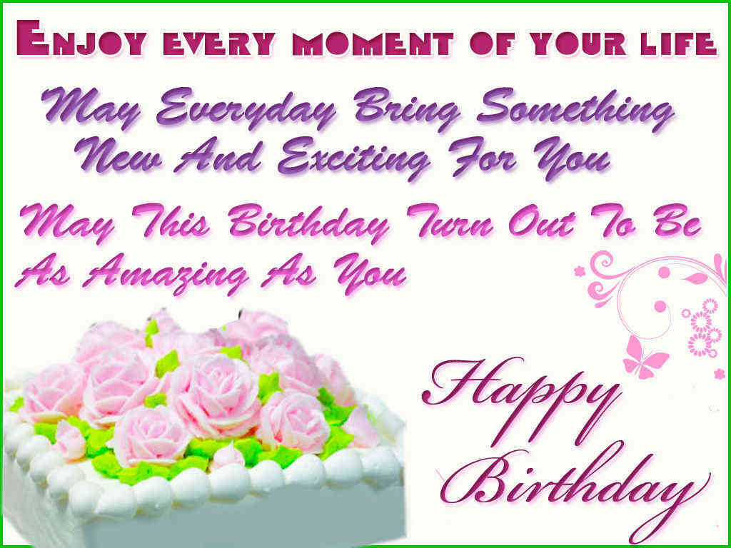 Special Birthday Messages For a Friend – Special Birthday Greeting
