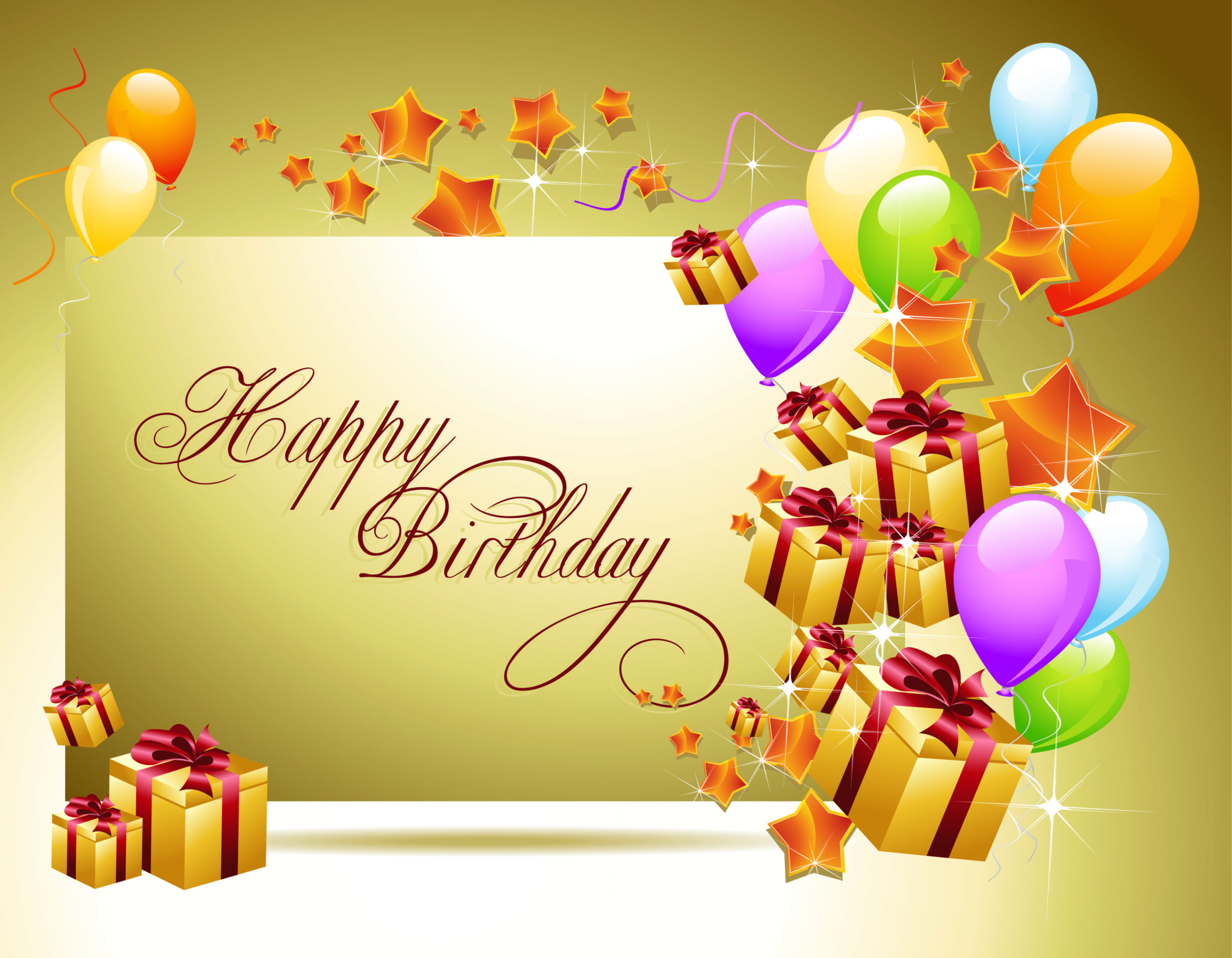 Happy Birthday Wishes – Wishes for Happy Birthday