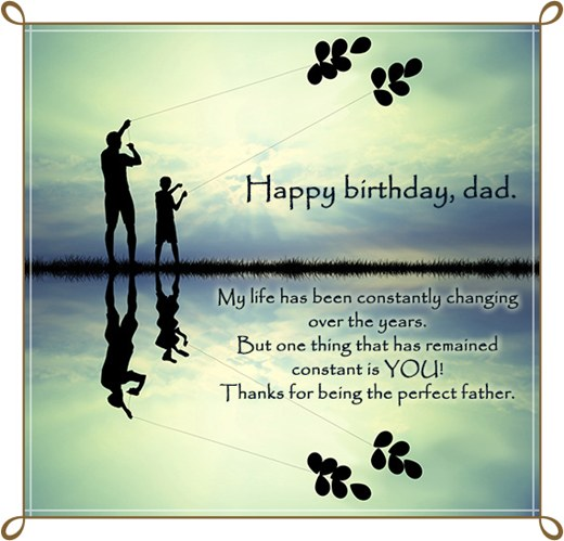 Father Quotes Birthday: Father Birthday Quotes, Wishes