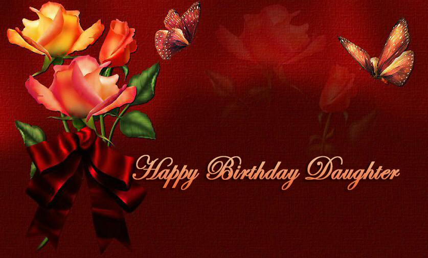 Happy Birthday Daughter Quotes Wishes Images Pictures To My