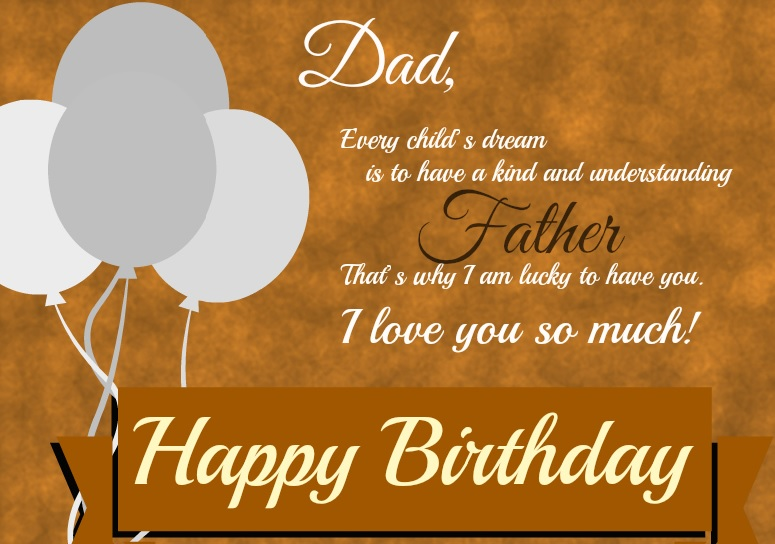 dad birthday quotes - photo #33