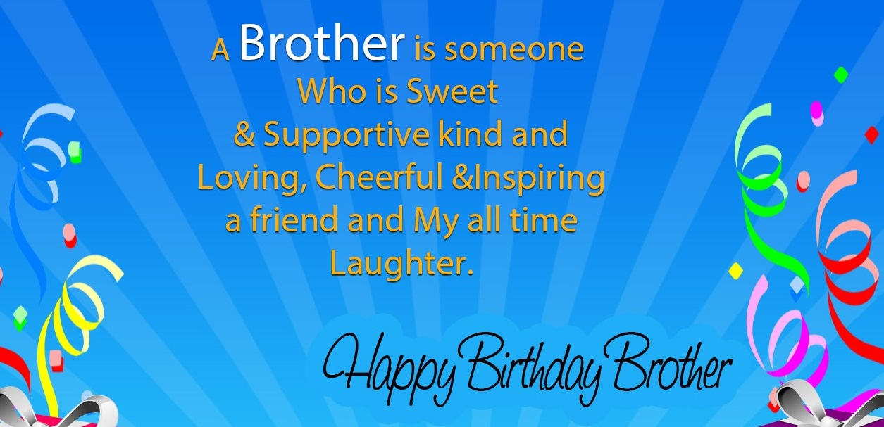 happy birthday to my big brother quotes