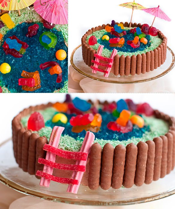 Birthday Cake Decoration Images : Kids birthday cake ideas - Happy Birthday Cakes And Wishes