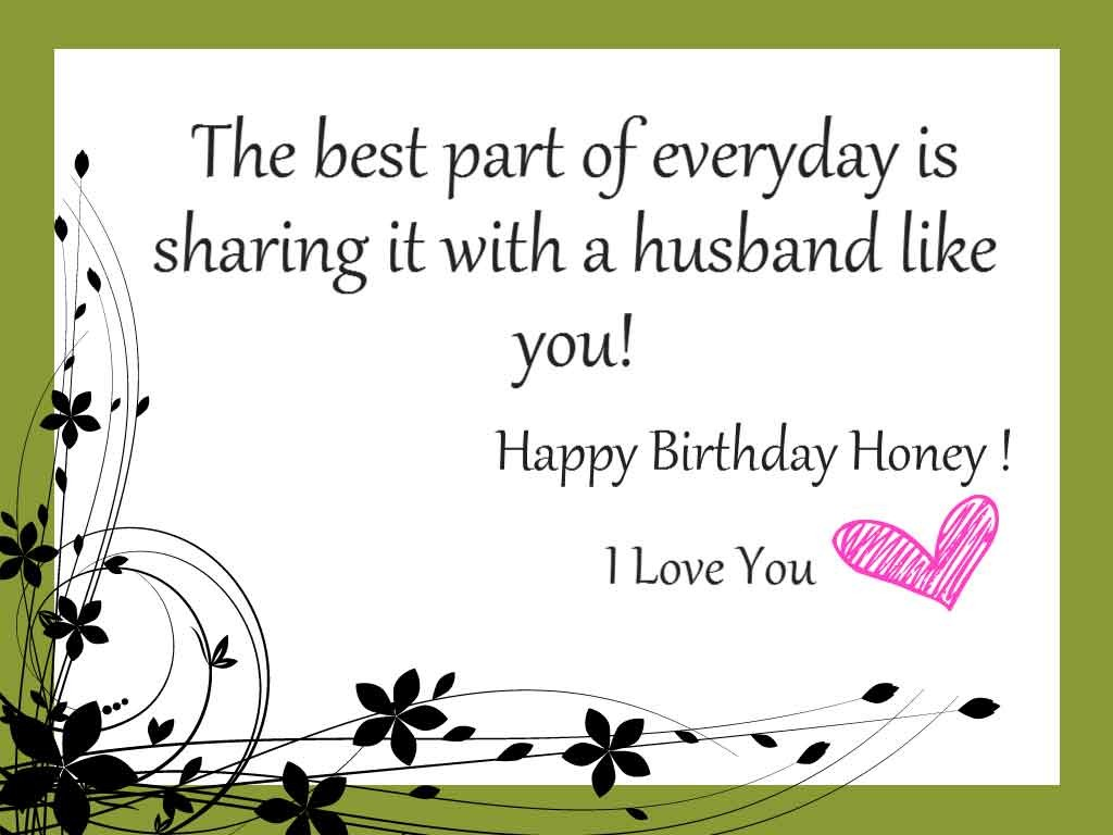 Happy Birthday Husband Wishes Messages Images Quotes