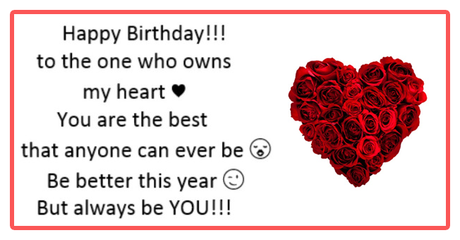 Happy Birthday Messages For Boyfriend Boyfriend Birthday Happy Birthday Wishes For Boyfriend