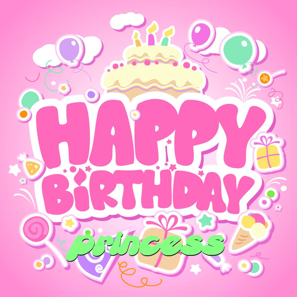 Happy Birthday Princess Images Quotes Messages Wishes Happy Birthday Wishes For Princess