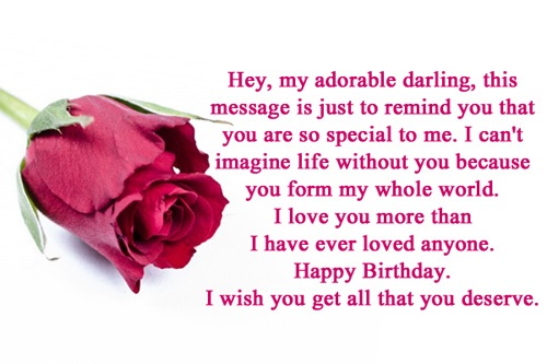 happy birthday wishes for boyfriend images