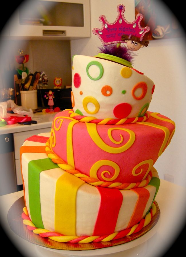 Birthday cakes for girls images, pictures, wallpapers and ...