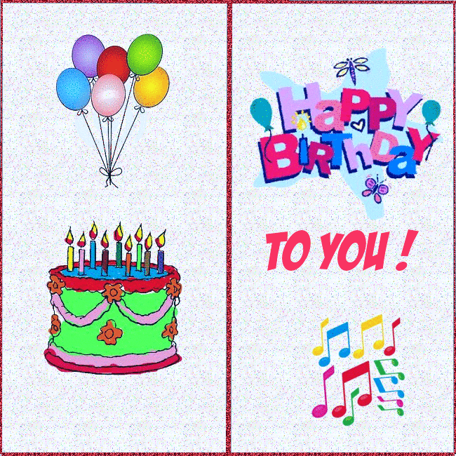 Free Printable Happy Birthday Cards Images