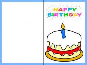 printing happy birthday cards