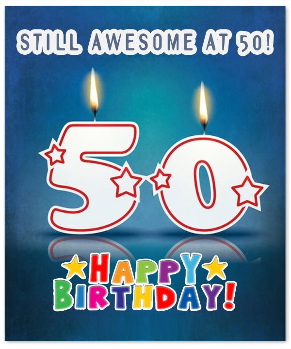 50th Birthday Wishes Quotes Messages Cards And Images