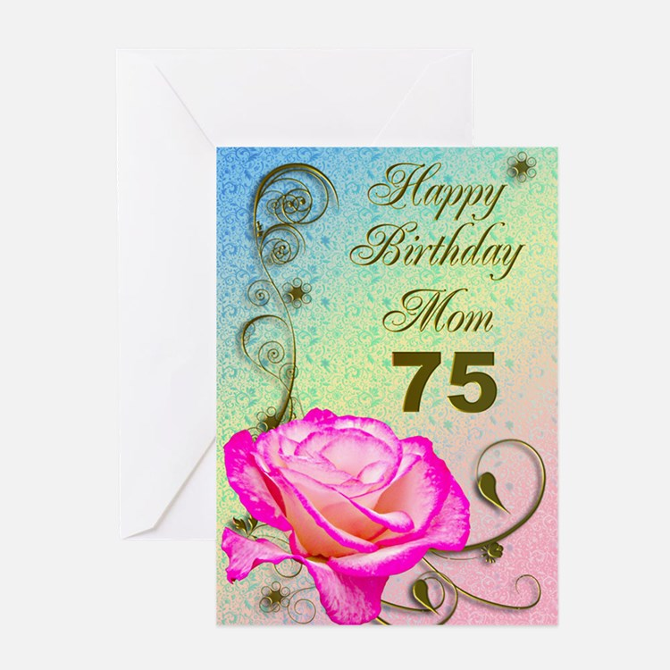 Happy 75th Birthday Messages Cards And Greetings