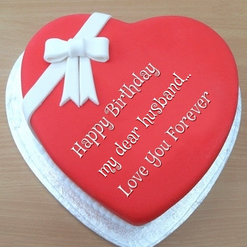Birthday Cake For Husband Images Pictures And Wallpapers
