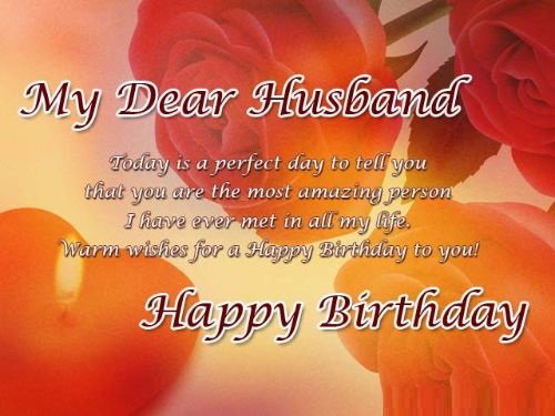 Love Birthday Wishes Wallpaper : Happy Birthday Wallpapers for Husband Wishes - Birthday Wallpapers