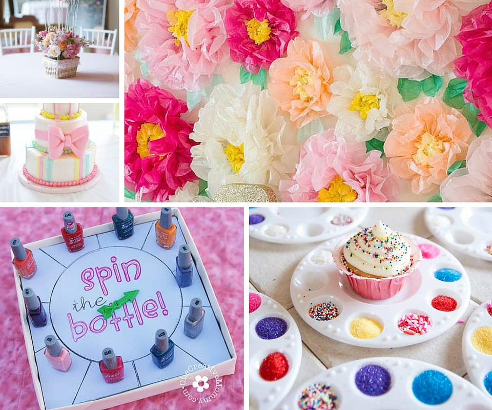 Birthday Party Games For Girls - Happy birthday party ideas fro girls