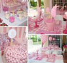 Pink Birthday Party For Girls