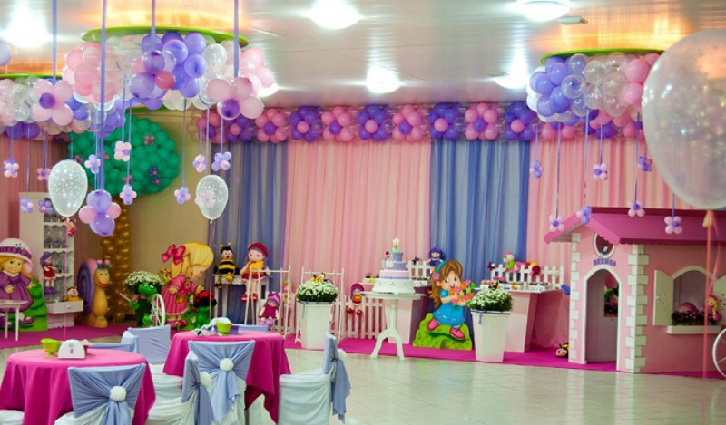 First Birthday Party Decorating Themes Ideas