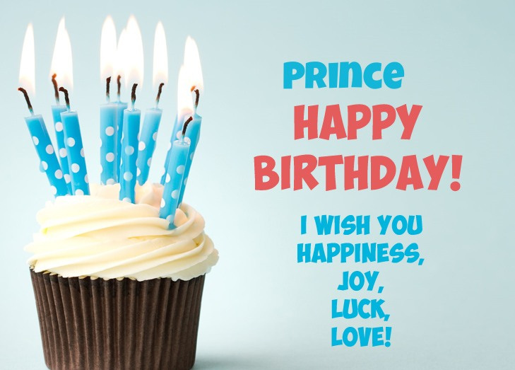 birthday wishes for prince